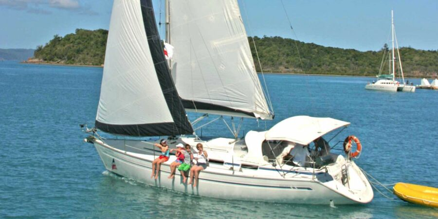 Bavaria 36 Sailing Yacht Charter from Corfu, Lefkas and Athens Greece