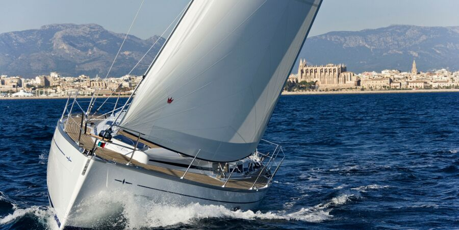 Bavaria 38 Sailing Yacht Charter from Corfu, Lefkas and Athens Greece