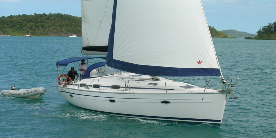Bavaria 39 Sailing Yacht Charter from Corfu, Lefkas and Athens Greece