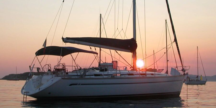 Bavaria 44 Sailing Yacht Charter from Corfu, Lefkas and Athens Greece