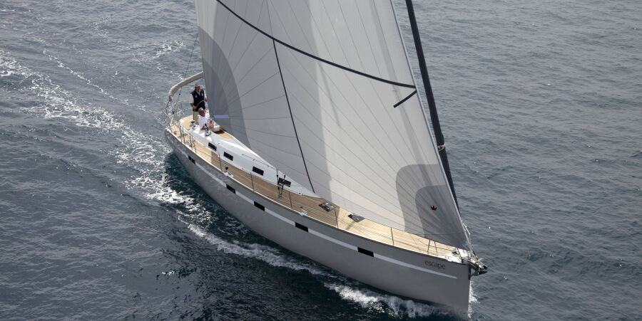 Bavaria 55 Sailing Yacht Charter from Corfu, Lefkas and Athens Greece