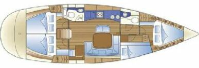 bavaria 44 deck plan